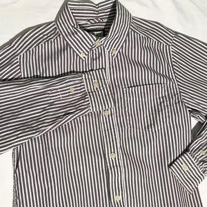 4/$30 Children's Place Striped Button Down Shirt